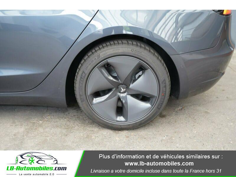 Tesla Model 3 standart plus Gris occasion à Beaupuy - photo n°10