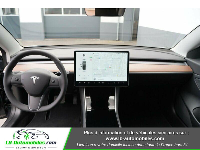 Tesla Model 3 standart plus Gris occasion à Beaupuy - photo n°2