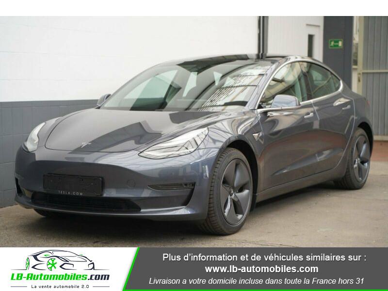 Tesla Model 3 standart plus Gris occasion à Beaupuy