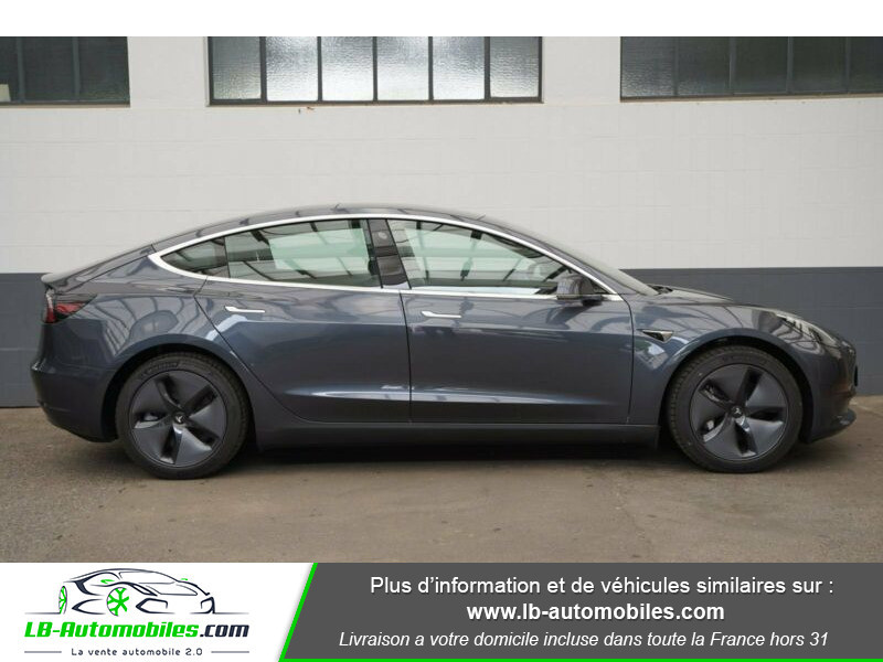 Tesla Model 3 standart plus Gris occasion à Beaupuy - photo n°9