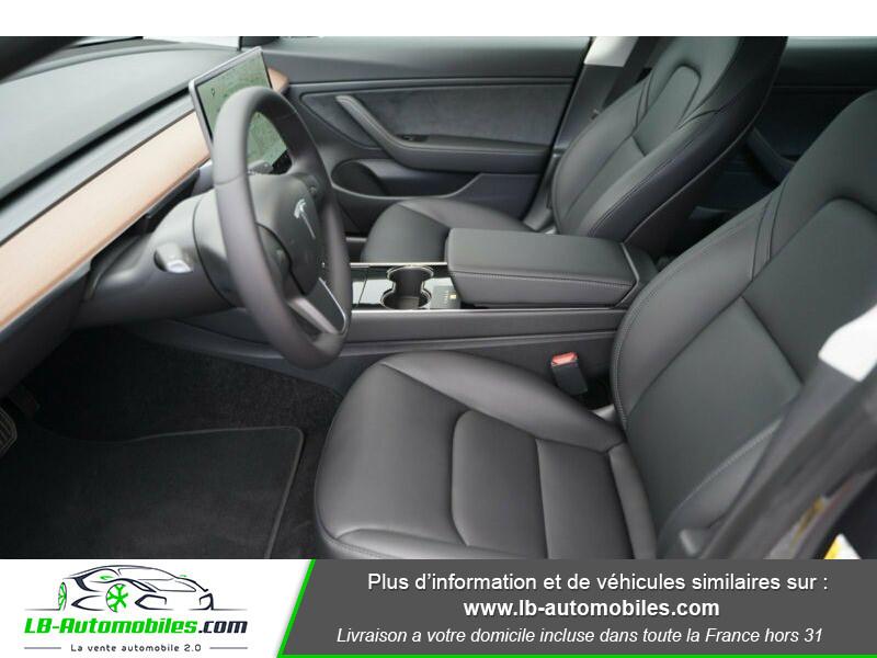 Tesla Model 3 standart plus Gris occasion à Beaupuy - photo n°3
