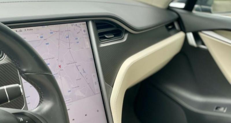 Tesla Model S 100D Dual Motor Gris occasion à Boulogne-Billancourt - photo n°4