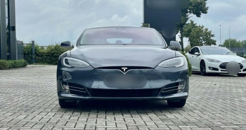 Tesla Model S 100D Dual Motor Gris occasion à Boulogne-Billancourt - photo n°2