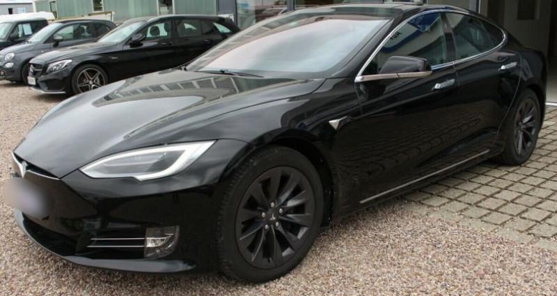Tesla Model S 100D Dual Motor Noir occasion à Boulogne-Billancourt