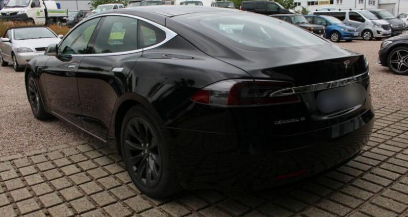 Tesla Model S 100D Dual Motor Noir occasion à Boulogne-Billancourt - photo n°6