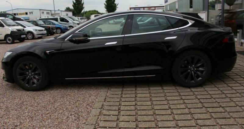 Tesla Model S 100D Dual Motor Noir occasion à Boulogne-Billancourt - photo n°7