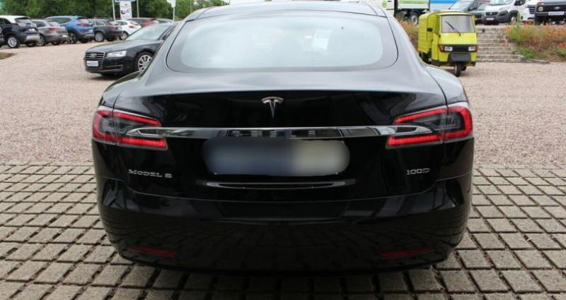 Tesla Model S 100D Dual Motor Noir occasion à Boulogne-Billancourt - photo n°4