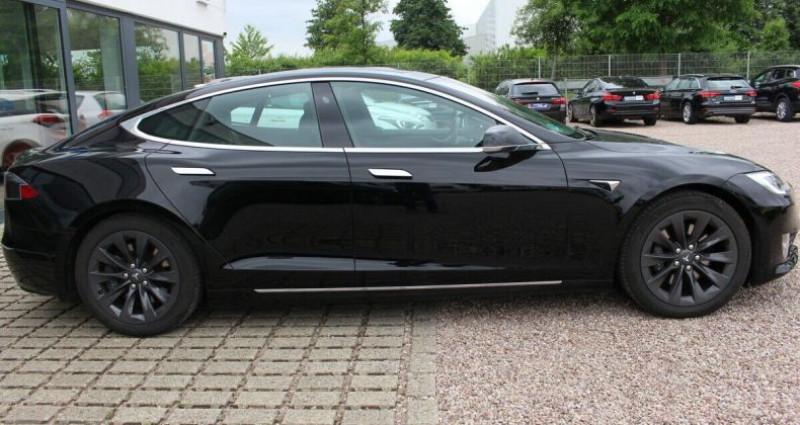 Tesla Model S 100D Dual Motor Noir occasion à Boulogne-Billancourt - photo n°5