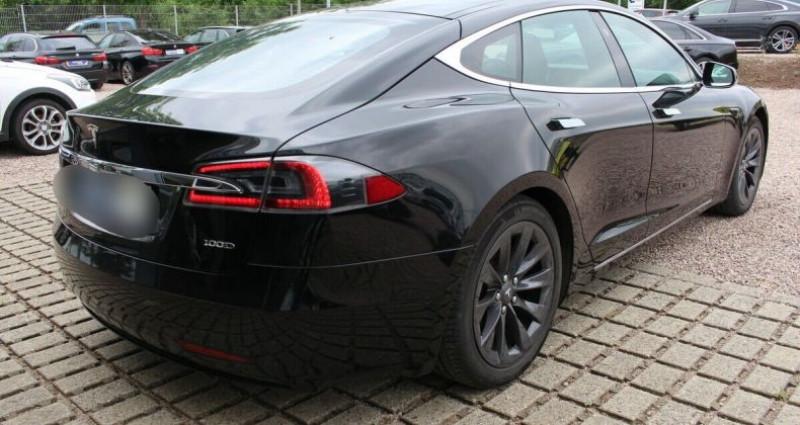 Tesla Model S 100D Dual Motor Noir occasion à Boulogne-Billancourt - photo n°2