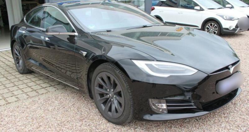 Tesla Model S 100D Dual Motor Noir occasion à Boulogne-Billancourt - photo n°3