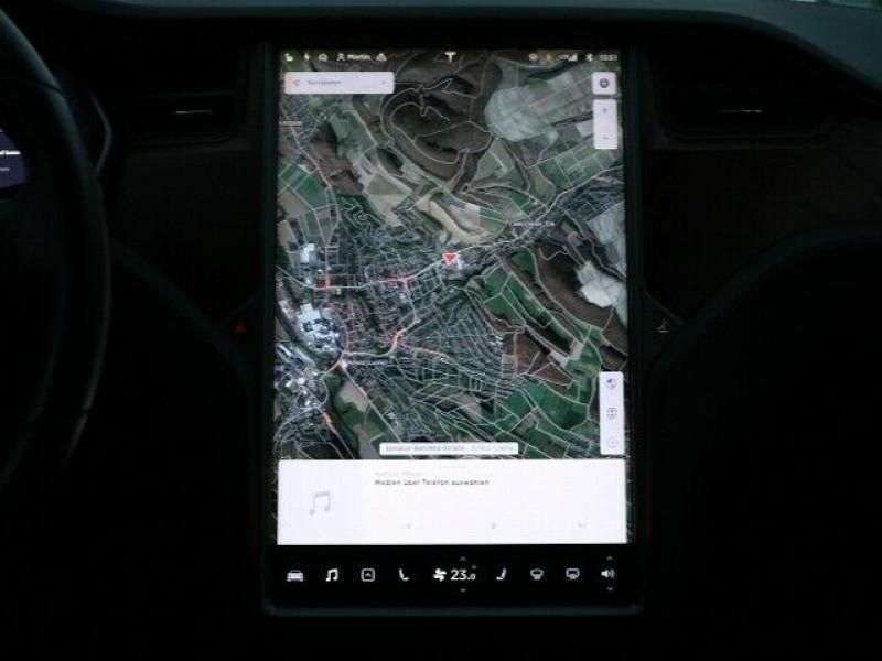 Tesla Model S 100D DUAL MOTOR Gris occasion à Villenave-d'Ornon - photo n°7