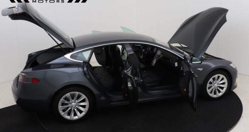 Tesla Model S 60 LEDER - NAVIGATIE XENON 12M GARANTIE Gris occasion à Brugge - photo n°7