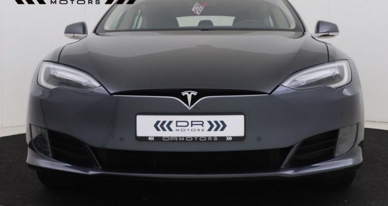 Tesla Model S 60 LEDER - NAVIGATIE XENON 12M GARANTIE Gris occasion à Brugge - photo n°2