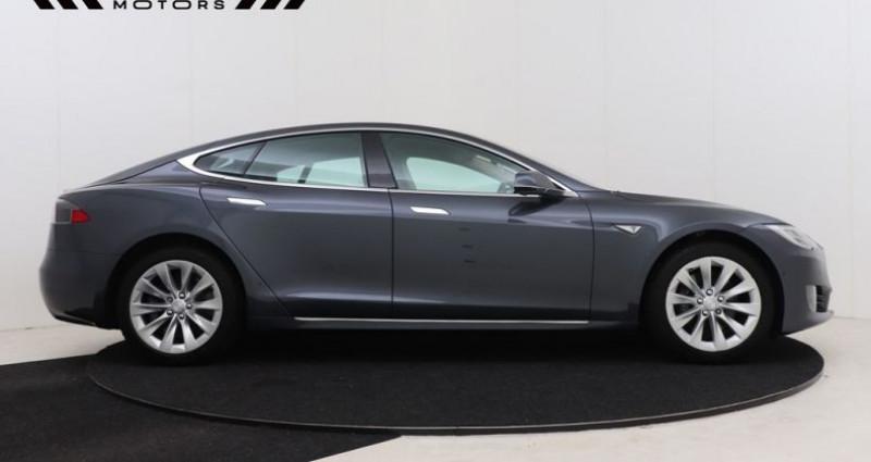 Tesla Model S 60 LEDER - NAVIGATIE XENON 12M GARANTIE Gris occasion à Brugge - photo n°4