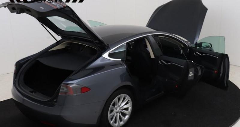 Tesla Model S 60 LEDER - NAVIGATIE XENON 12M GARANTIE Gris occasion à Brugge - photo n°6