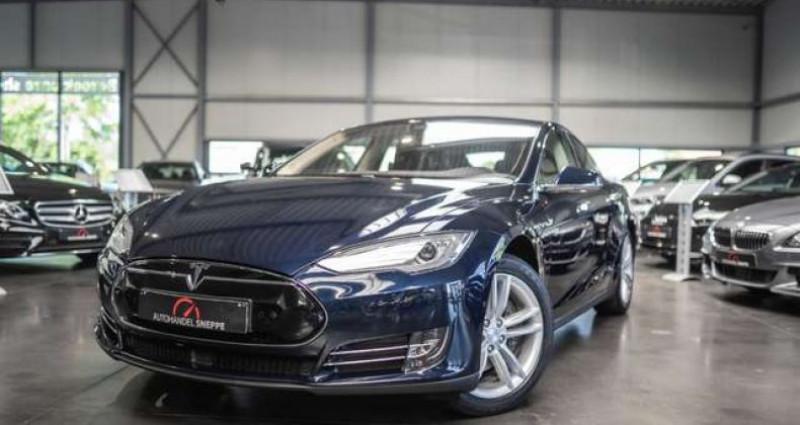 Tesla Model S 60D Bleu occasion à Maldegem - photo n°2