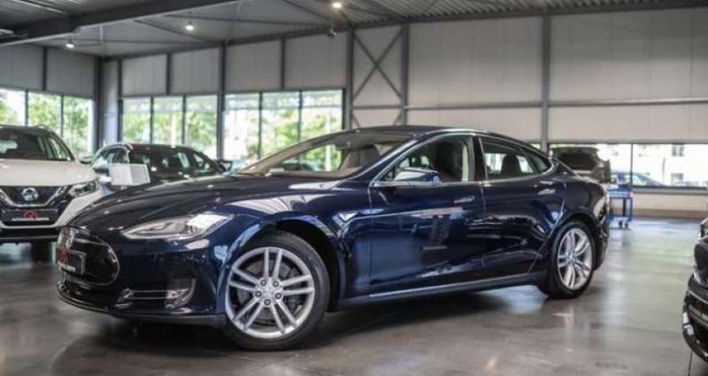 Tesla Model S 60D Bleu occasion à Maldegem - photo n°3