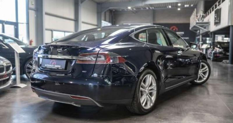 Tesla Model S 60D Bleu occasion à Maldegem - photo n°4