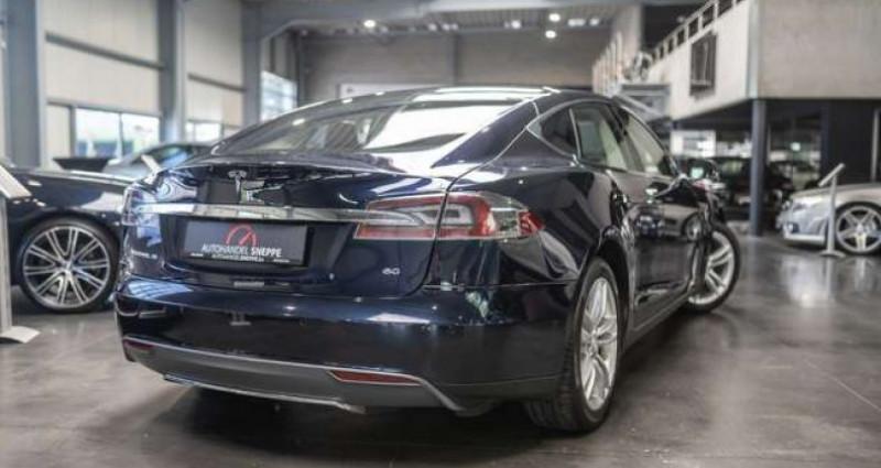 Tesla Model S 60D Bleu occasion à Maldegem - photo n°5