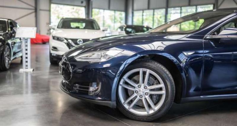 Tesla Model S 60D Bleu occasion à Maldegem - photo n°6