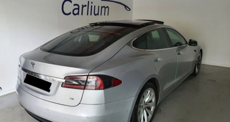 Tesla Model S 75 Supercharge gratuit  occasion à VALENCE - photo n°3