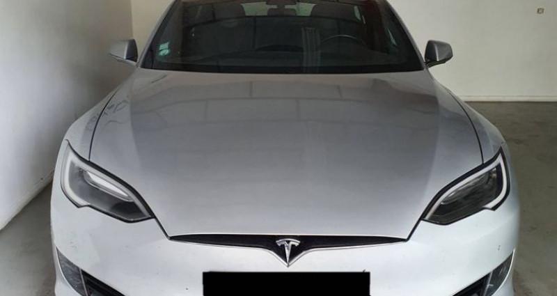 Tesla Model S 75 Supercharge gratuit  occasion à VALENCE - photo n°2