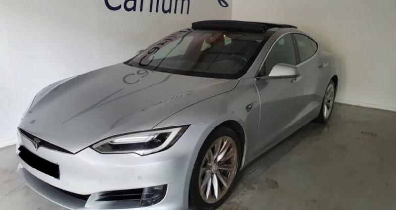 Tesla Model S 75 Supercharge gratuit  occasion à VALENCE