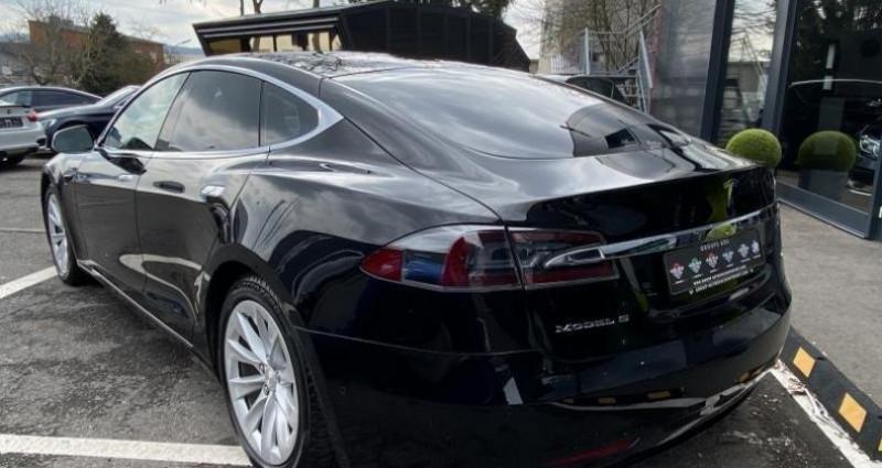 Tesla Model S 75D DUAL MOTOR Noir occasion à FOETZ - photo n°2