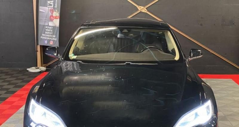 Tesla Model S 85 kWh 5p Noir occasion à MERY-SUR-OISE - photo n°5