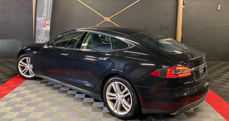 Tesla Model S 85 kWh 5p Noir occasion à MERY-SUR-OISE - photo n°6