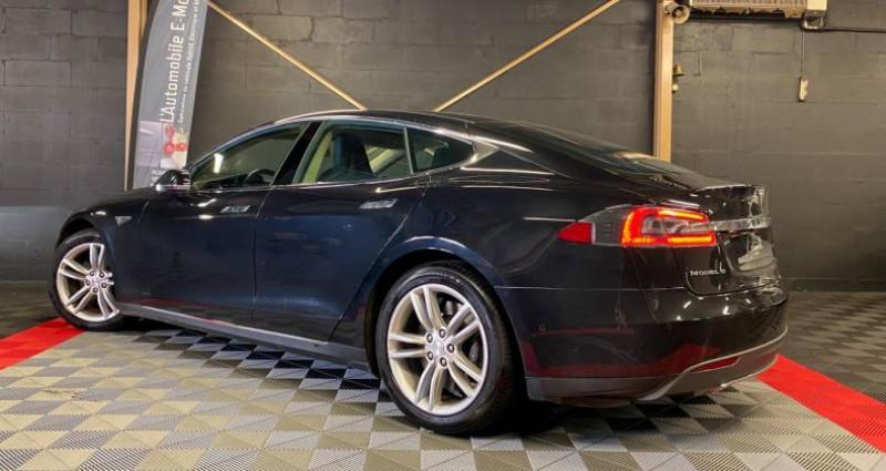 Tesla Model S 85 kWh 5p Noir occasion à MERY-SUR-OISE - photo n°7
