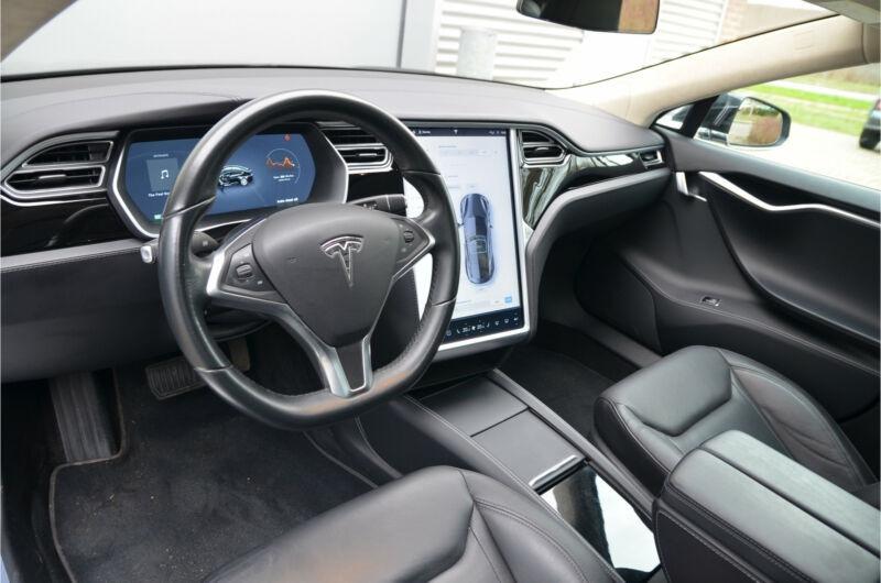 Tesla Model S 85 KWH 5P Noir occasion à Villenave-d'Ornon - photo n°7