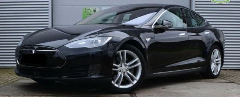 Tesla Model S 85 KWH 5P Noir occasion à Villenave-d'Ornon