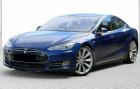 Tesla Model S 85 KWH DUAL MOTOR 5P Bleu à Villenave-d'Ornon 33