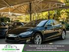 Tesla Model S 85 toit panoramique SUPERCHARGER GRATUIT Noir à Beaupuy 31