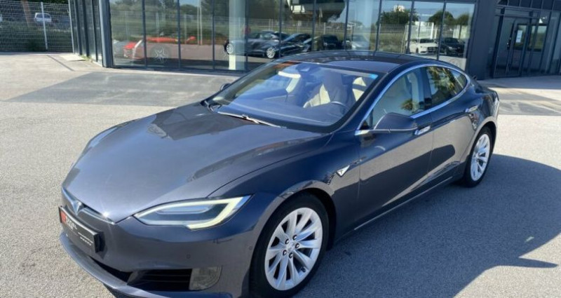 Tesla Model S 90D DUAL MOTOR  occasion à RIVESALTES - photo n°2