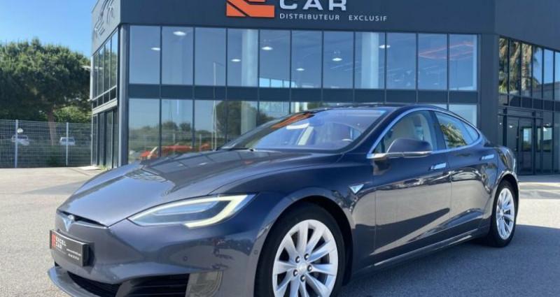 Tesla Model S 90D DUAL MOTOR  occasion à RIVESALTES