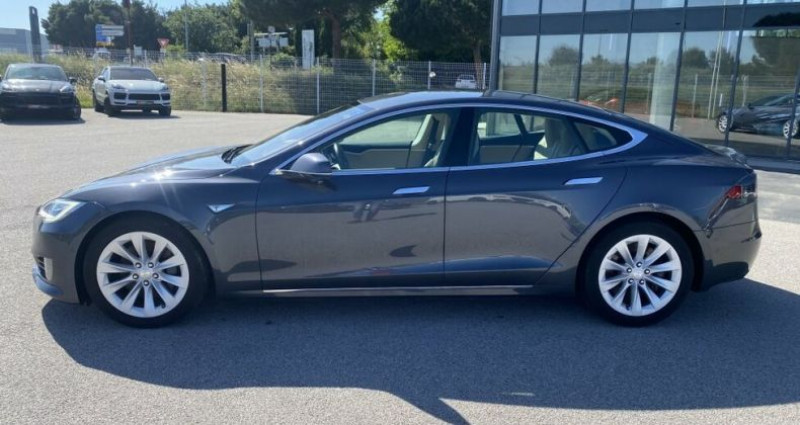 Tesla Model S 90D DUAL MOTOR  occasion à RIVESALTES - photo n°3