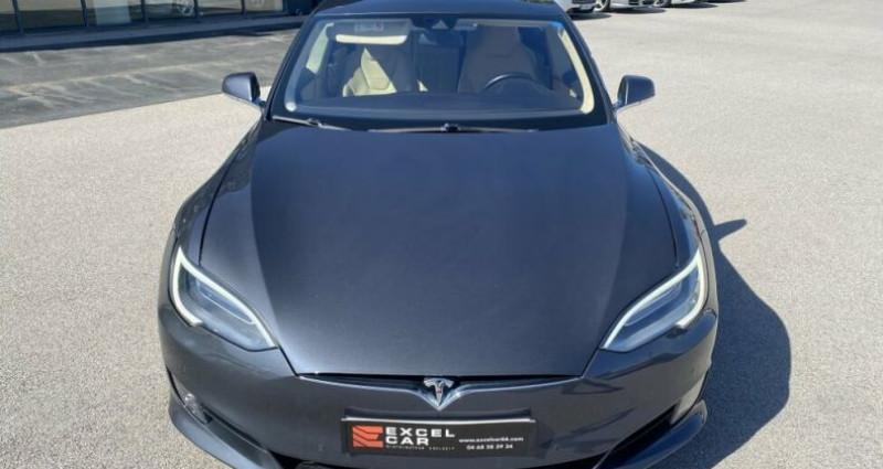 Tesla Model S 90D DUAL MOTOR  occasion à RIVESALTES - photo n°5