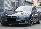 Tesla Model S 90D DUAL MOTOR Gris à Villenave-d'Ornon 33