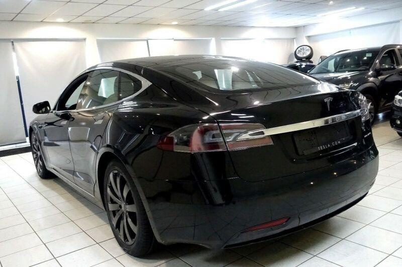 Tesla Model S LONG RANGE Noir occasion à Villenave-d'Ornon - photo n°2