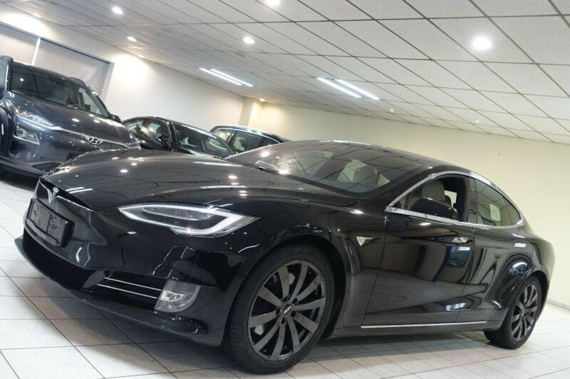 Tesla Model S LONG RANGE Noir occasion à Villenave-d'Ornon - photo n°8