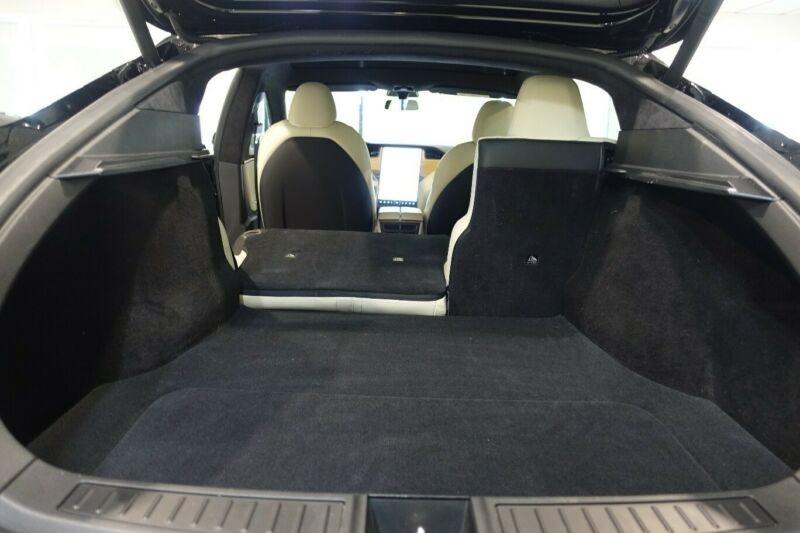 Tesla Model S LONG RANGE Noir occasion à Villenave-d'Ornon - photo n°5