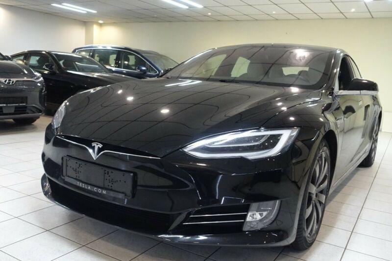 Tesla Model S LONG RANGE Noir occasion à Villenave-d'Ornon - photo n°6
