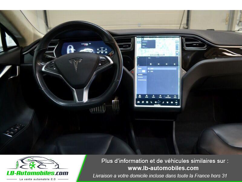 Tesla Model S P 85 7 p Noir occasion à Beaupuy - photo n°10