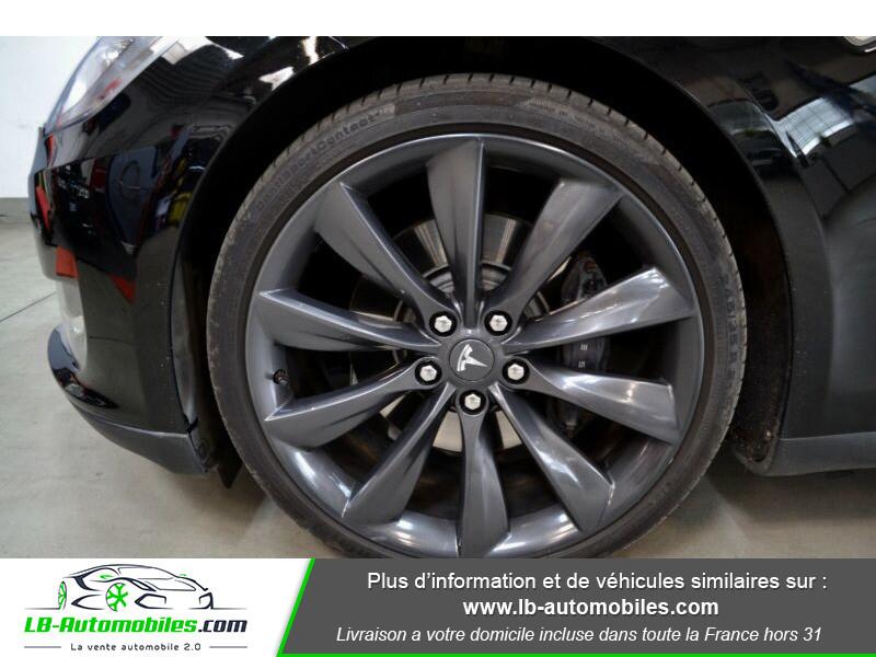 Tesla Model S P 85 7 p Noir occasion à Beaupuy - photo n°6