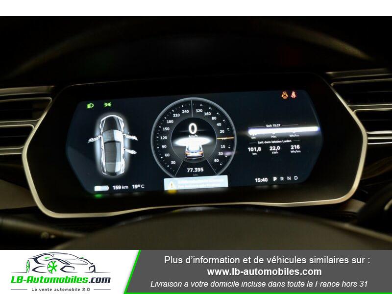 Tesla Model S P 85 7 p Noir occasion à Beaupuy - photo n°9