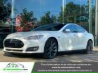 Tesla Model S P 85 7 p Blanc à Beaupuy 31