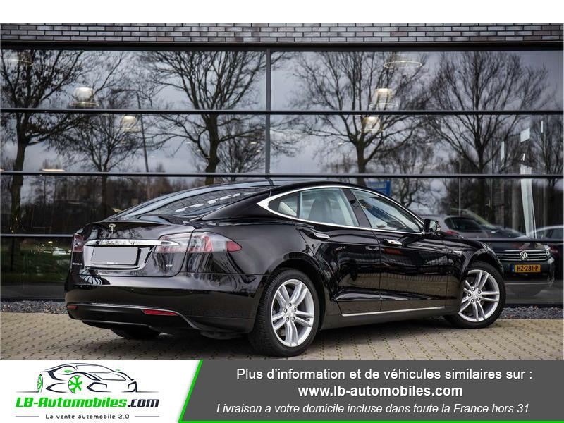 Tesla Model S P85 autopilot Noir occasion à Beaupuy - photo n°3