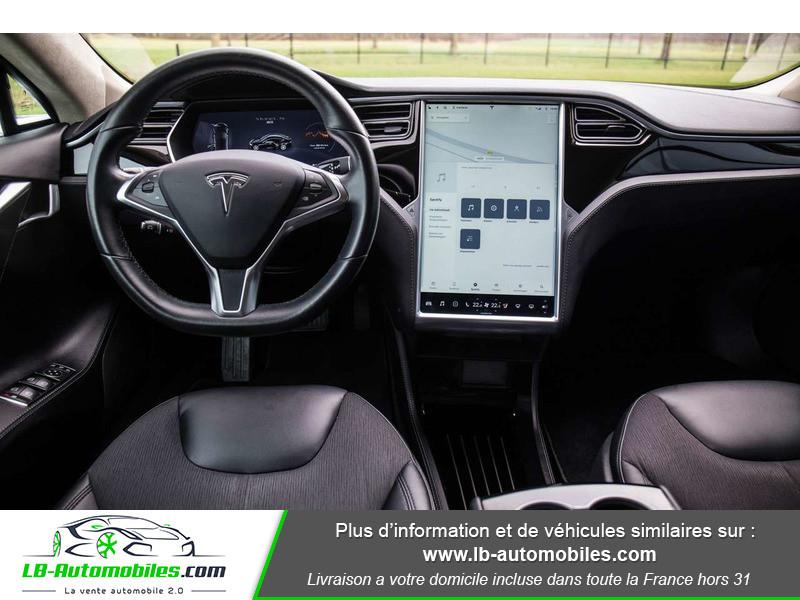 Tesla Model S P85 autopilot Noir occasion à Beaupuy - photo n°2